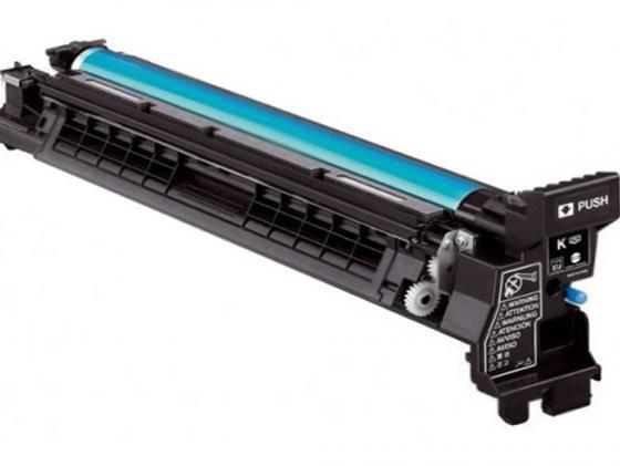 Фотобарабан Konica Minolta DR-512K для bizhub 224/284/364/454/554 черный refill laser copier color toner powder kit for konica minolta c 4600 4650 4690 5500 5550 5650 5750 for bizhub 20 20p c20 printer