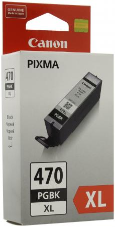 Картридж Canon PGI-470XL BK для Canon PIXMA MG5740 PIXMA MG6840 PIXMA MG7740 500 Черный 0321C001 картридж canon pgi 470 pgbk для canon pixma mg5740 pixma mg6840 pixma mg7740 300 черный 0375c001
