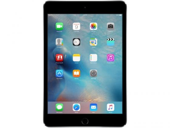 "Купить со скидкой Планшет Apple iPad mini 4 128Gb 7.9"" Retina 2048x1536 A8 IOS Space Gray серый MK9N2RU/A"