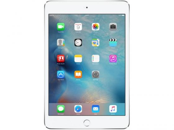 "Планшет Apple iPad mini 4 128Gb 7.9"" Retina 2048x1536 A8 IOS Silver серебристый MK9P2RU/A"
