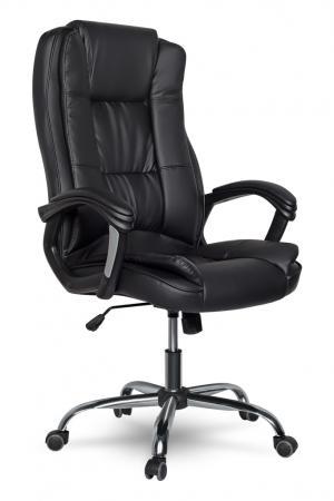 Кресло руководителя CLG-616 LXH (XH-2222) кожа черный кресло руководителя college clg 620 lxh a xh 632alx экокожа черный