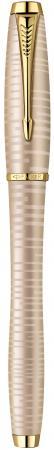 Перьевая ручка Parker Urban Premium Vacumatic F206 Golden Pearl 0.8 мм 1906852