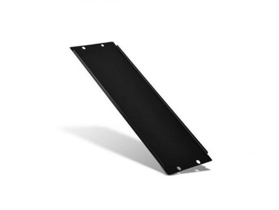 Фальш-панель ITK FP05-01U 19 1U черный фальш панель itk fp05 02u 19 2u черный