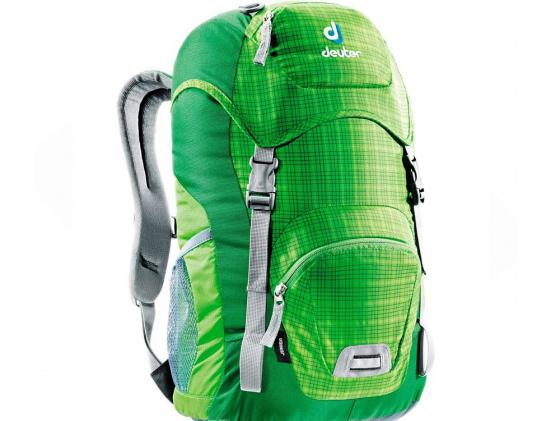 цены Рюкзак Deuter JUNIOR 10 л зеленый 36029-2012