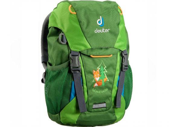 Рюкзак Deuter WALDFUCHS 10 л зеленый изумрудный 3610015-2208 рюкзак deuter smu winx 20 granite papaya