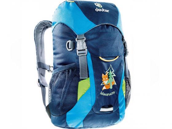 Рюкзак Deuter WALDFUCHS 10 л бирюзовый синий 3610015-3306 рюкзак deuter giga цвет коричневый темно синий 28 л