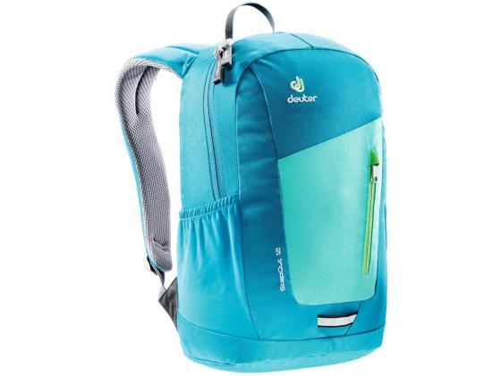 Городской рюкзак Deuter STEPOUT 12 12 л зеленый синий 3810215-2307 цена