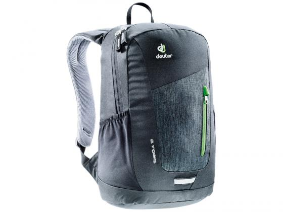 Городской рюкзак Deuter StepOut 12 12 л серый 3810215-7712 deuter giga blackberry dresscode