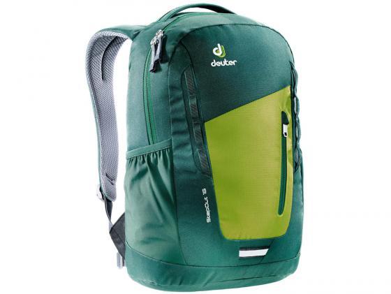 цена на Городской рюкзак Deuter STEPOUT 16 16 л зеленый желтый 3810315-2219