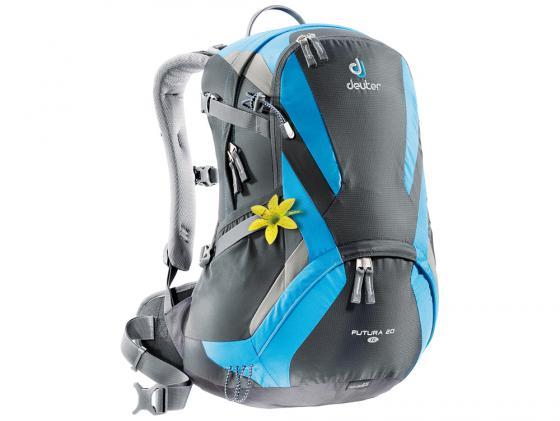 Городской рюкзак Deuter Futura 20 SL 20 л голубой серый 34194 -4319