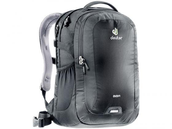 Городской рюкзак с отделением для ноутбука Deuter Giga 28 л черный 80414 -7000 рюкзак deuter giga bike цвет светло голубой синий 28л