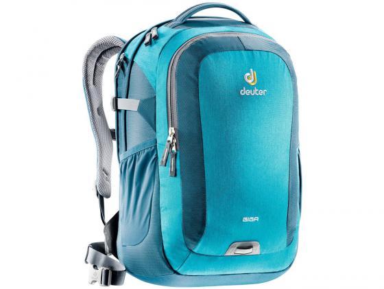 Городской рюкзак с отделением для ноутбука Deuter Giga 28 л голубой 80414 -3027 рюкзак deuter daypacks giga kiwi emerald