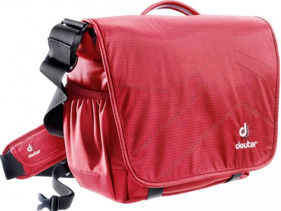 Сумка с отделением для ноутбука Deuter Operate I 11 л красный 85063-5604 deuter сумка shoulder bags operate i бирюзовая