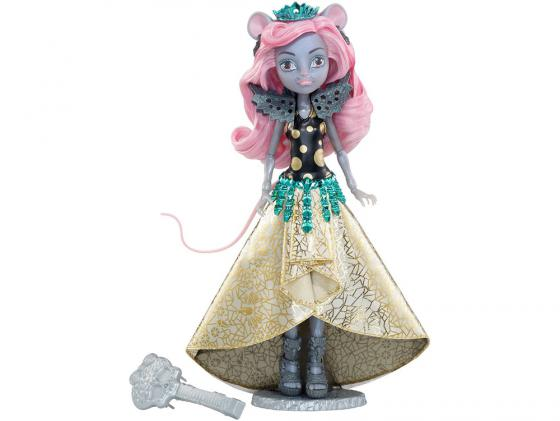Кукла Monster High Кукла Boo York Mouscedes King 26 см CHW61