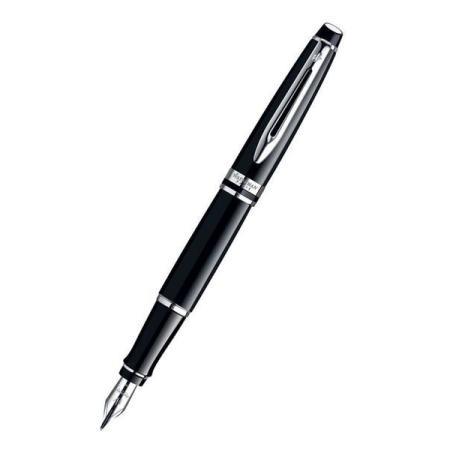 цена на Перьевая ручка Waterman Expert 3 Black CT синий F перо F S0951740