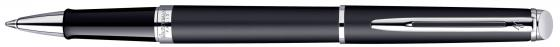 Ручка-роллер Waterman Hemisphere MattBlack CT черный F S0920850 ручка роллер waterman expert 3 stainless steel ct черный f s0952080