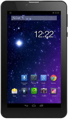 """купить Планшет Tesla Magnet 7.0 7"""" 4Gb черный Wi-Fi 3G Bluetooth Android GPB07516 недорого"""