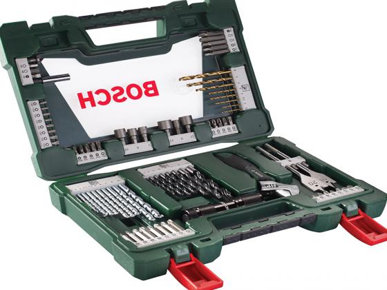 Набор оснастки для шуруповертов Bosch 2607017191 bosch v line 68 2607017191