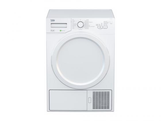 Сушильная машина Beko DPS 7205 GB5 белый сушильная машина beko dps 7205 gb5