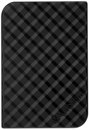 Внешний жесткий диск 2.5 USB3.0 1Tb Verbatim Store n Go черный 53194