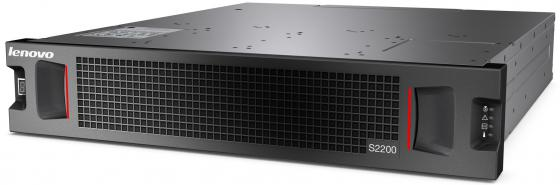 Дисковый массив Lenovo Storage S2200 SAS LFF Chassis Dual Controller 64112B2 дисковый массив lenovo lenovo thinksystem ds series sff exp unit