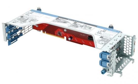 Адаптер HP DL360 Gen9 2P LP PCIe Slot CPU2 Kit 764642-B21 цена и фото
