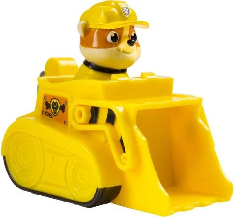 Игрушка Paw Patrol Маленькая машинка спасателя в ассортименте 16605 игрушка spin master paw patrol мини машинка спасателя с фигуркой героя 16721