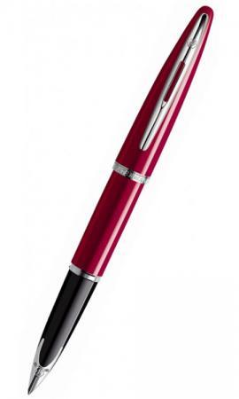 Перьевая ручка Waterman Carene F перо F S0839580 ручка перьевая visconti опера демо кристалл перо f белый vs 651 00f