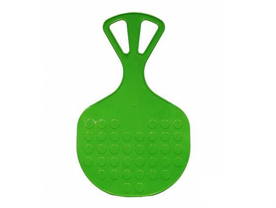 Ледянка RT №3 большая до 80 кг пластик зеленый 4927 ледянка rt 2 пластик зеленый