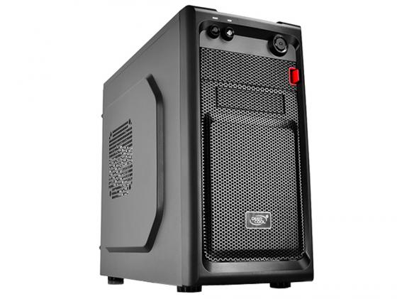 Корпус microATX Deepcool Smarter Без БП чёрный корпус microatx deepcool smarter без бп чёрный