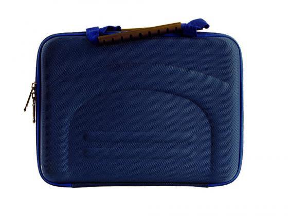 """Сумка для ноутбука 10.2"""" Highpaq B-01 EVA синий 160096 цена"""