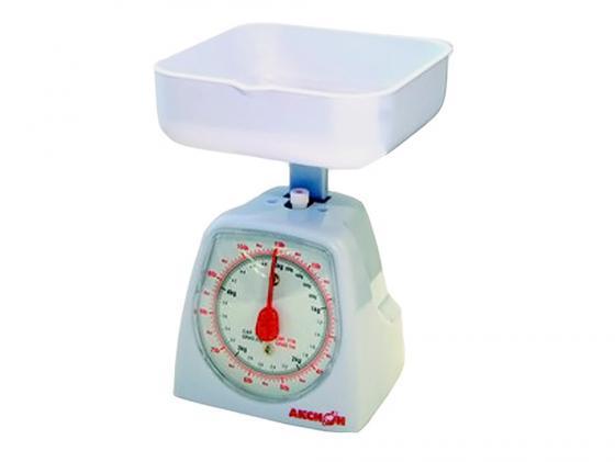Весы кухонные Аксион ВКМ 21 белый комплект приставок к мясорубкам аксион ам 11 02