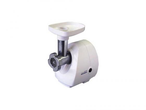 Электромясорубка Аксион М32.02 — белый электромясорубка аксион м 21 04 230 вт белый