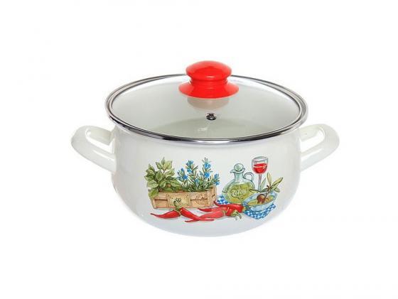 Набор посуды Interos 15203 Гурман кастрюля interos 15203 гурман 2 1 л