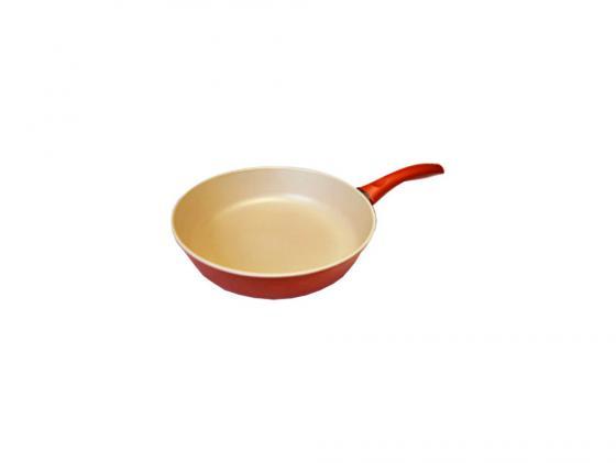 Сковорода Нева-Металл PC 126 26 см — алюминий сковорода нева металл 3028n 28 см алюминий