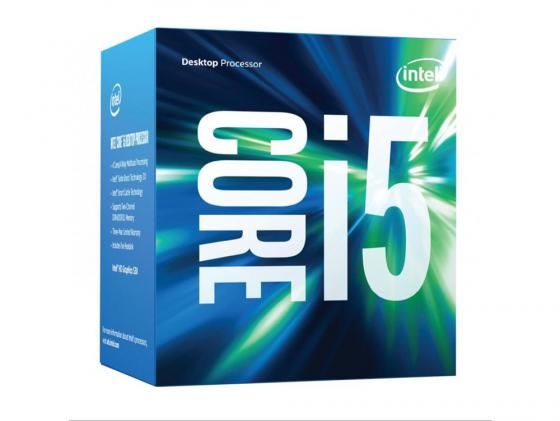 Процессор Intel Core i5-6400 2.7GHz 6Mb Socket 1151 BOX процессор intel core i5 6400 lga 1151 box [bx80662i56400 s r2l7]