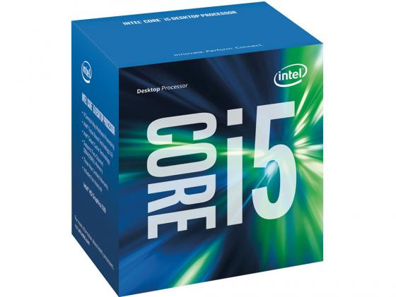 Процессор Intel Core i5-6600 3.3GHz 6Mb Socket 1151 BOX процессор intel core i5 6400 2 7ghz 6mb socket 1151 box