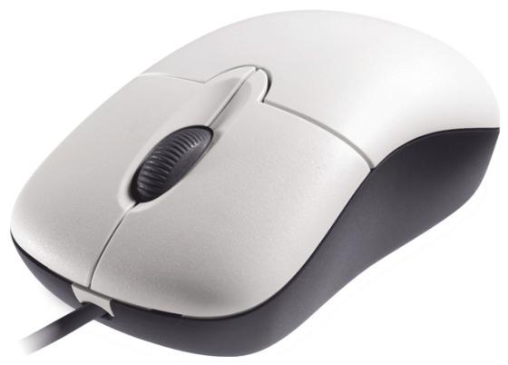 Мышь проводная Microsoft 4YH-00008 белый USB 4YH-00008 bcr8pm 14l bcr8pm