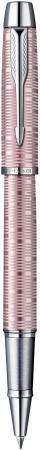 Купить со скидкой Ручка-роллер Parker IM Premium T224 Pink Pearl CT черный 1906773