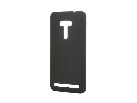 Чехол-накладка Pulsar CLIPCASE PC Soft-Touch для Asus Zenfone Selfie (ZD551KL) (черная) РСС0035 чехол soft touch для asus zenfone 3 ze552kl df aslim 17
