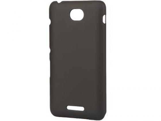 Чехол-накладка Pulsar CLIPCASE PC Soft-Touch для Samsung Galaxy A3 SM-A300F (черная) РСС0015