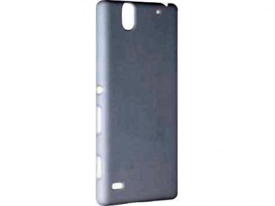 Чехол-накладка Pulsar CLIPCASE PC Soft-Touch для Samsung Galaxy S6 SM-G920F (черная) РСС0018 pulsar clipcase tpu чехол для samsung galaxy j5 2016 white