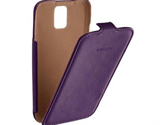 Чехол-флип PULSAR SHELLCASE для Sony Xperia Z5 premium (фиолетовый) PSC0804 стоимость