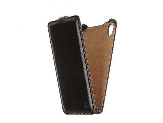Чехол-флип PULSAR SHELLCASE для Sony Xperia Z5 premium (черный) PSC0806