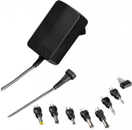 Сетевое зарядное устройство HAMA H-121972 1A черный сетевое зарядное устройство hama h 124506 microusb usb 2 1a белый