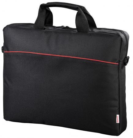 Сумка для ноутбука 17.3 Hama Tortuga полиэстер черный 101240 сумка для ноутбука hama tortuga 17 3 полиэстер черный [00101240]