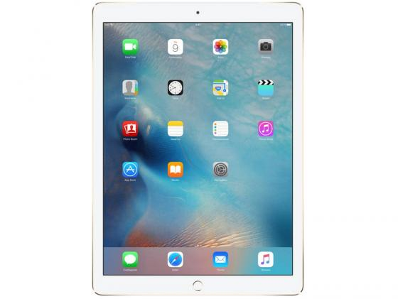 Планшет Apple iPad Pro 12.9 128Gb золотистый LTE Wi-Fi 3G Bluetooth ML2K2RU/A