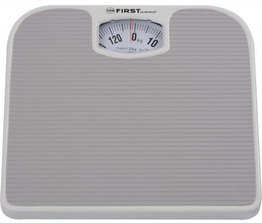 Весы напольные First FA-8020 серый