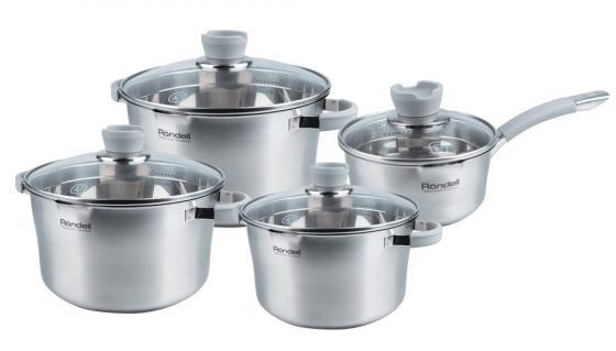 Набор посуды Rondell Favory RDS-743 8 предметов набор посуды berghoffstudio 11 предметов