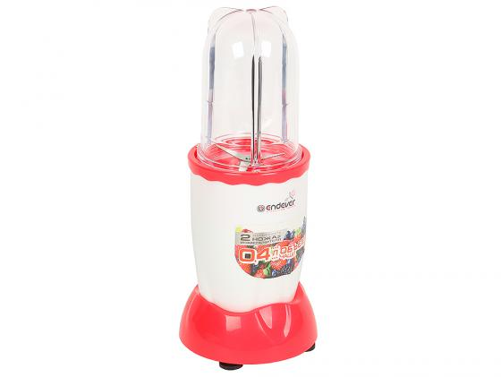 Блендер стационарный ENDEVER Skyline HB-04 350Вт белый красный